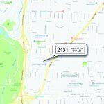 2451 White Plains Road_map